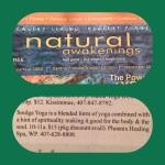 natural awake